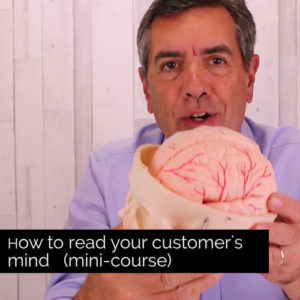 How to read your customer's mind mini-course